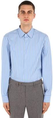 Gucci Cotton Striped Shirt