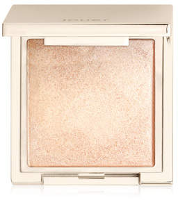 Jouer Cosmetics Powder Highlighter - Topaz - shimmering peachy gold