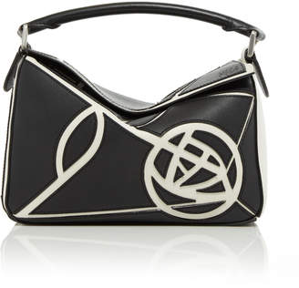 Loewe Puzzle Small Printed Shoulder Bag