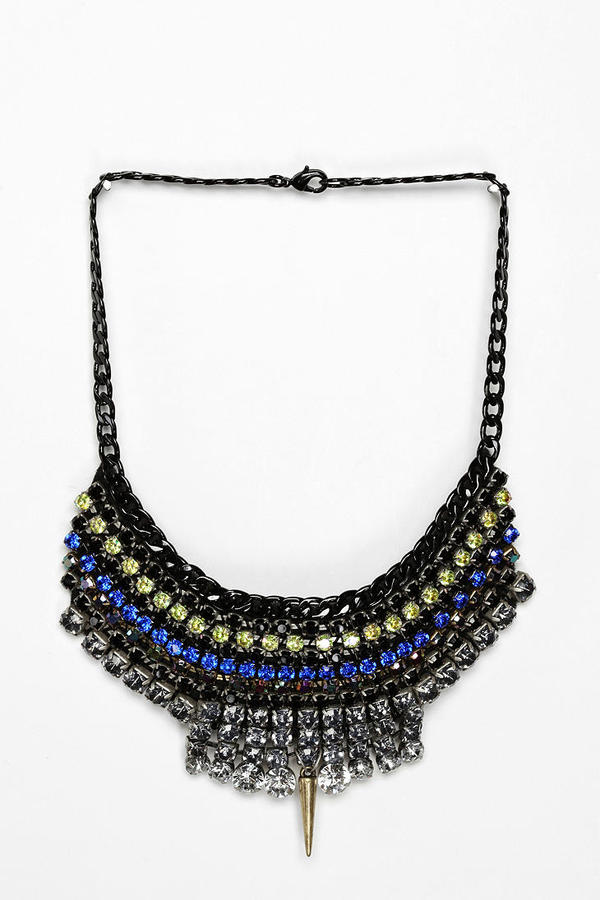UO Rhinestone Collar