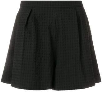 L'Autre Chose short flared shorts