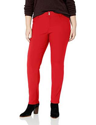 Cover Girl Women's Tall Plus Size Extra Stretch Skinny Jeans Yoga Denim