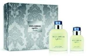 Dolce & Gabbana Dolce& Gabbana Light Blue Pour Homme Two-Piece Eau de Toilette Gift Set