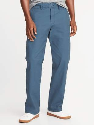 Old Navy Loose Lived-In Built-In Flex Khakis for Men
