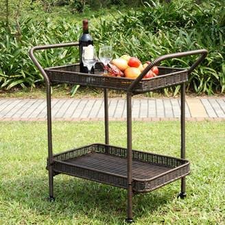 Beachcrest Home Petherton Serving Cart