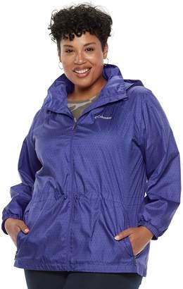 Columbia Plus Size Stone Creek Hooded Anorak Jacket