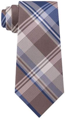 Shaq Plaid Tie