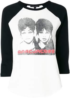 Marc Jacobs Sista Sista raglan T-shirt