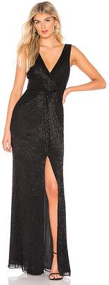 Parker Black Monarch Dress