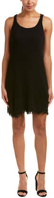 Velvet by Graham & Spencer Crochet Shift Dress