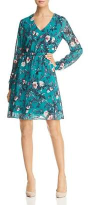 Vero Moda Karen Floral Print Dress