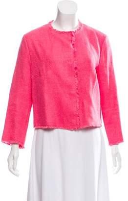 Ermanno Scervino Casual Linen Jacket