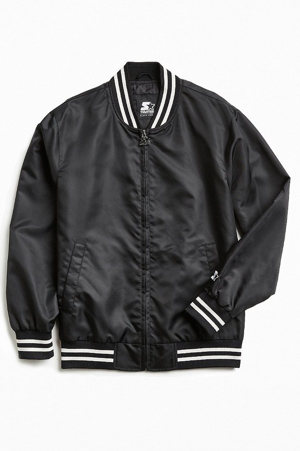 Starter X UO Athletic Bomber Jacket