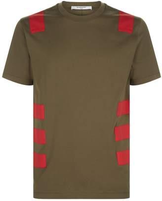 Givenchy Cuban Panel T-Shirt