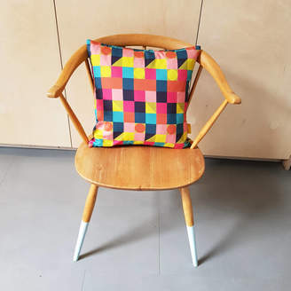 Bobbin & Fleck Geometric Cushion