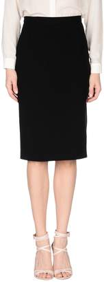 Gai Mattiolo Knee length skirts