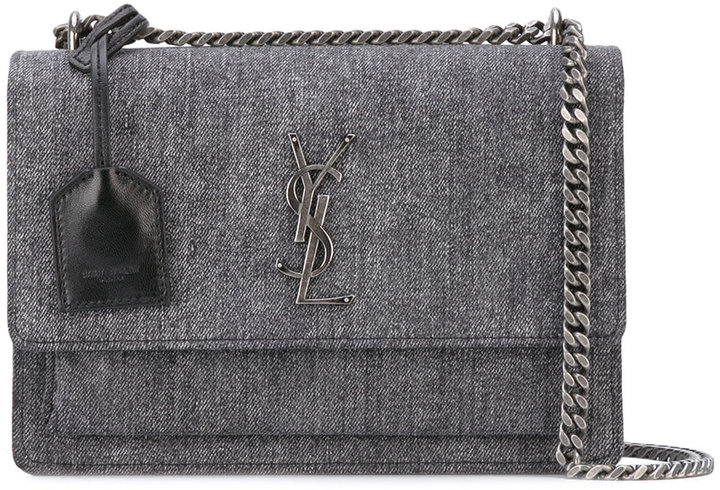 Saint Laurent Saint Laurent Sunset Monogram shoulder bag