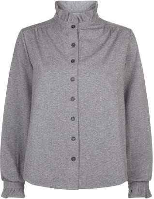 Claudie Pierlot High Neck Shirt