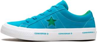 Converse One Star OX Hawaiian Ocean/Jolly Green