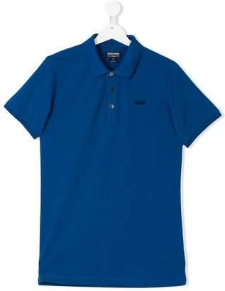 Woolrich Kids TEEN classic polo shirt