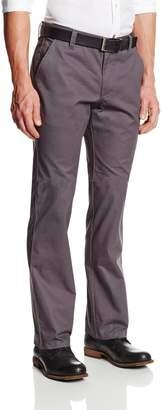 Lee Uniforms Men's Straight Leg College Pant