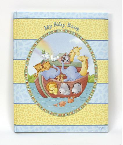 Gibson C.R. Noah's Ark Memory Book (Welcome Home Noah Memory Book)