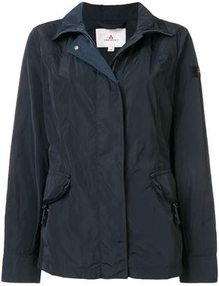 Peuterey zipped fitted jacket