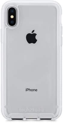clear Tech21 Pure Case for iPhone X