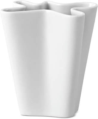 "Rosenthal Porcelain Flux White Mini 3.5"" Vase"