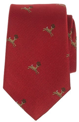 Boys' Reindeer tie