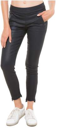 Juicy Couture Coated Denim Back Lace-Up Jegging
