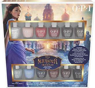 OPI Infinite Shine Nutcracker Nail Polish Collection