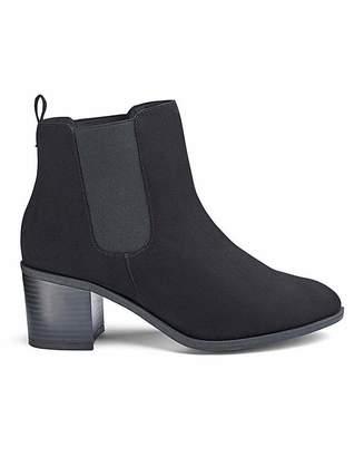 363717fe074 Block Heel Chelsea Boots - ShopStyle UK