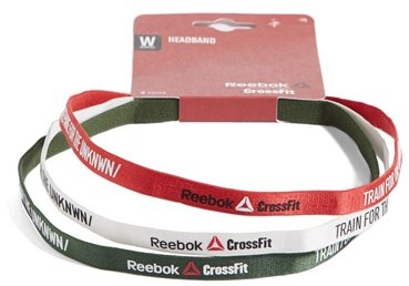 Reebok CrossFit Headband (3-Pack)