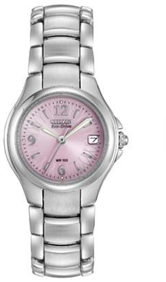 Citizen Women's Eco-Drive Silhouette Watch, 25mm