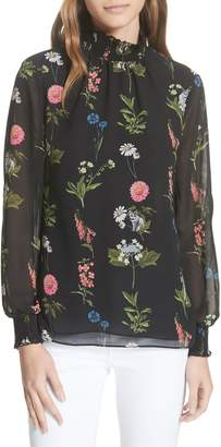 Ted Baker Taalia Florence Floral Blouse