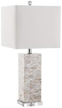 Safavieh Homer 26 Shell Table Lamp