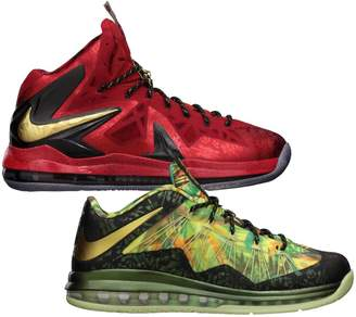 Nike LeBron X Celebration Pack