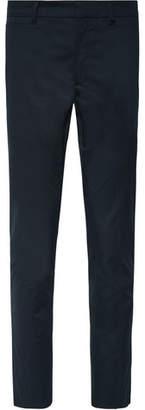 Prada Slim-Fit Stretch-Cotton Gabardine Trousers