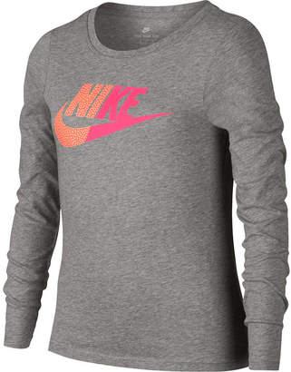 Nike Graphic T-Shirt-Big Kid Girls Plus