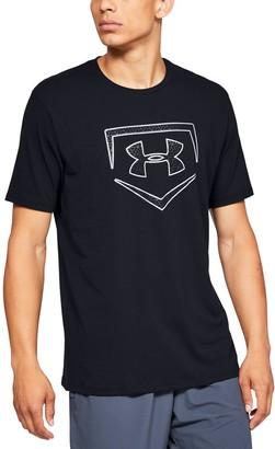 Under Armour Men's UA Plate Icon Short Sleeve Shirt