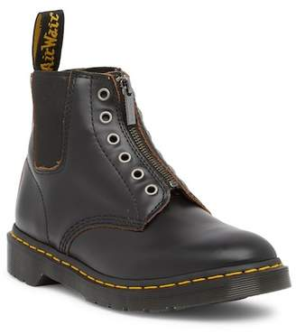 Dr. Martens 101 Gusset 6-Eye Leather Boot