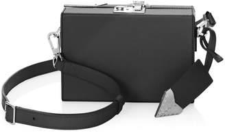 Calvin Klein Mini Leather Box Crossbody