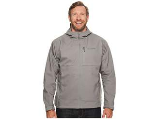 Columbia Big Tall Ascendertm Hooded Softshell Jacket Men's Coat