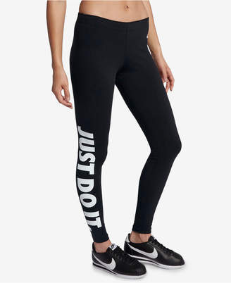 Nike Leg-a-See High-Waist Leggings