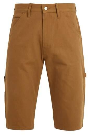 X Carhartt contrast-pocket cotton-duck shorts