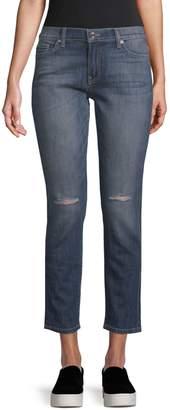 Genetic Los Angeles Shane Faux Front Skinny Jeans