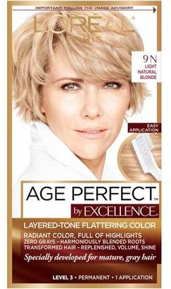 L'Oreal® Paris Excellence® Age Perfect Layered-Tone Flattering Color