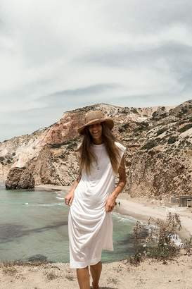 Fp Beach All Day Long Midi T-Shirt Dress