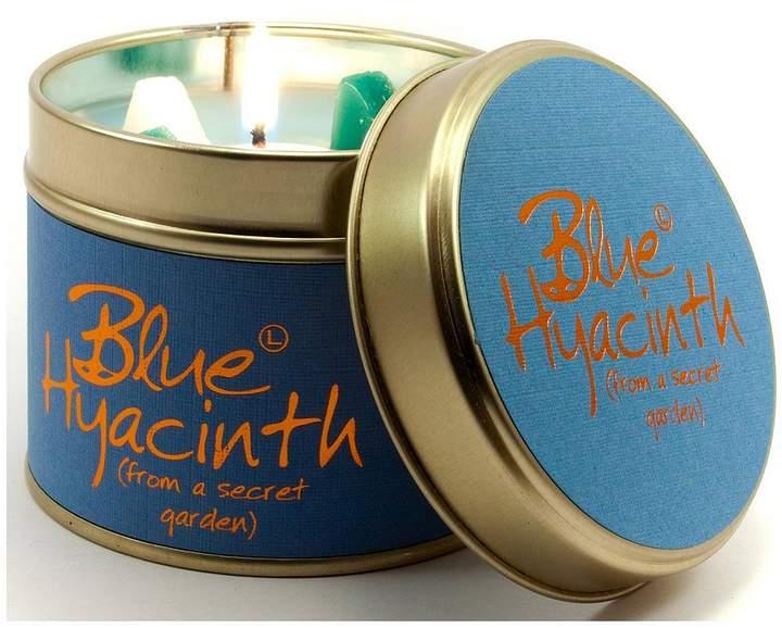 Blue Hyacinth Candle Tin